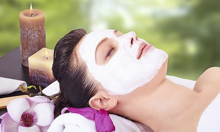 One or Two Express Facials or Microdermabrasion Treatments at Lifetime Skin Care Center (Up to 74% Off)