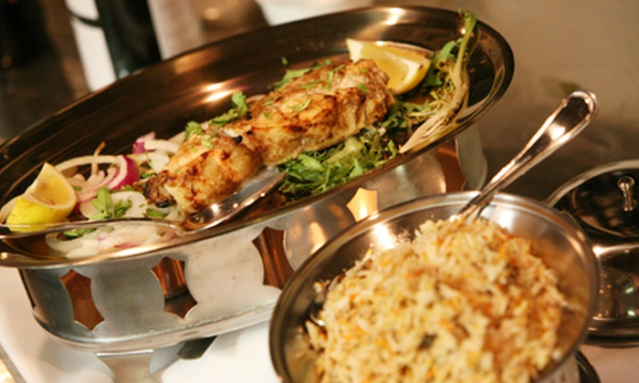 Akbar Cuisine of India - Multiple Locations: $19 for $30 Worth of Indian Dinner Cuisine at Akbar Cuisine of India