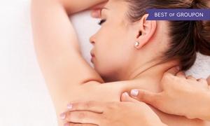 Shiatsu Renu: 60-Minute Shiatsu Massage and Citrus Foot Scrub with Optional Reflexology at Shiatsu Renu (Up to 49% Off)