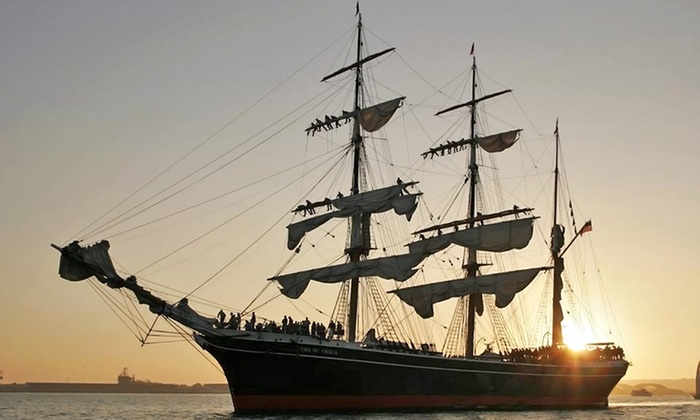 Maritime Museum of San Diego - San Diego: Admission for One, Two, or Four at Maritime Museum of San Diego (Up to 38% Off)