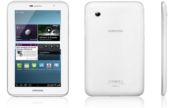 Samsung galaxy tab 2 wifi groupon goods - Lettore musicale wifi ...