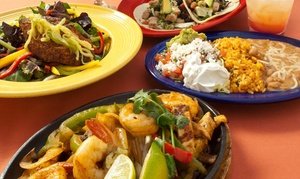 40% Off Mexican Cuisine at Casa Blanca Restaurant & Cantina at Casa Blanca Restaurant & Cantina, plus 6.0% Cash Back from Ebates.