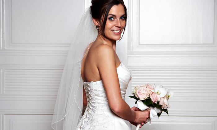 Jeannine's Bridal & Formalwear - Hancock: $50 for $100 Worth of Rentals and Apparel at Jeannine's Bridal & Formalwear