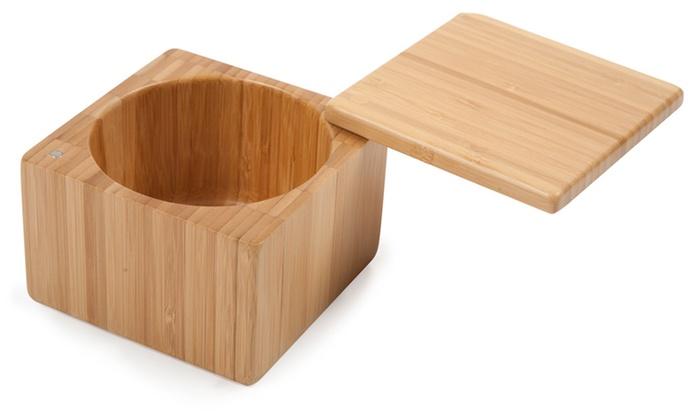 Core Bamboo Salt Box: Core Bamboo Salt Box. Free Returns.