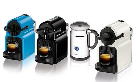 Coffee Maker Groupon : Nespresso Inissia Espresso Maker Groupon Goods