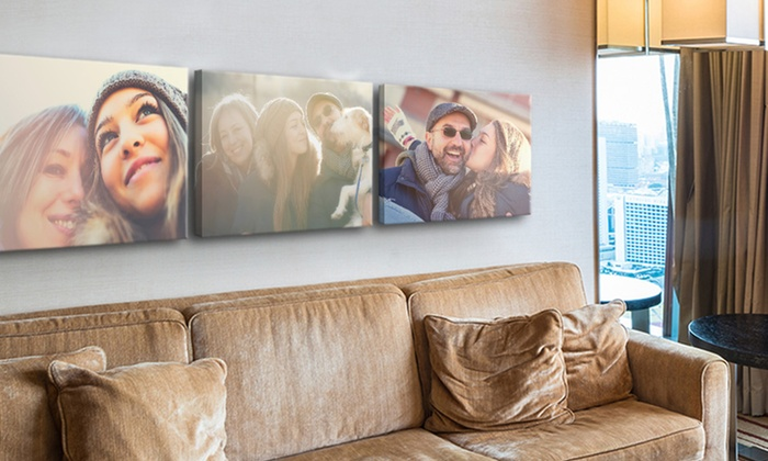 Canvas on Demand: Premium Canvas Prints from Canvas on Demand (Up to 81% Off). Four Options Available.