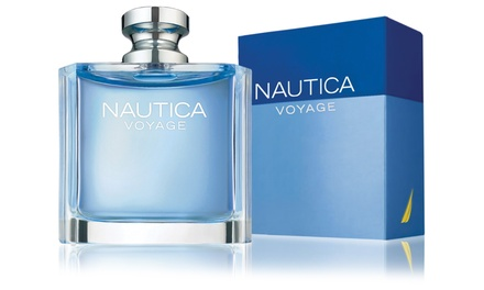 Nautica Voyage Eau de Toilette for Men; 3.4 Fl. Oz.