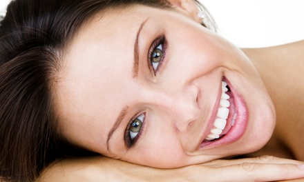 One or Two Blue LED Teeth-Whitening Treatments at Medica Aesthetica (Up to 55% Off)