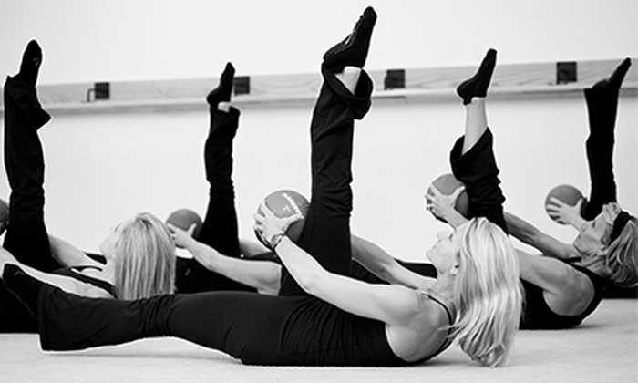 Barre Evolution - Multiple Locations: Two Weeks of Unlimited Barre Classes or Four Classes at Barre Evolution (Up to 50% Off)