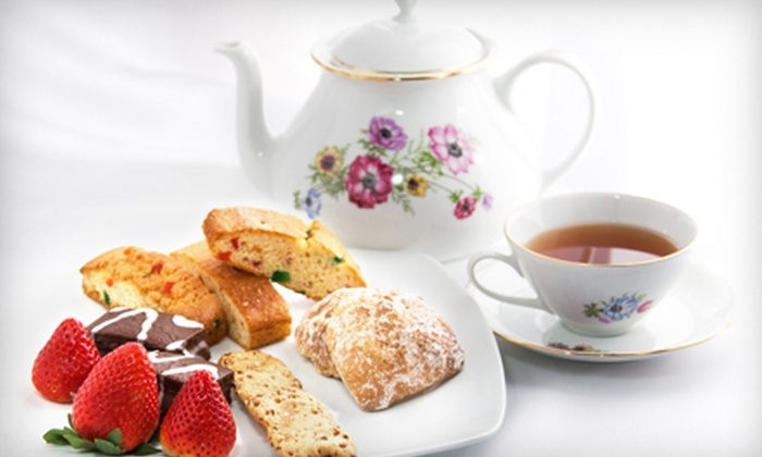A Corner of England - St. Petersburg: $15 for $30 Worth of Organic Tea and Lunch at A Corner Of England