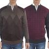 The Image Men's Quarter-Zip Sweater