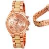 Bürgi Women's Multifunction Swiss Watch