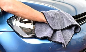 The Best Hand Car Wash: Express Car Valet at The Best Hand Car Wash (55% Off)