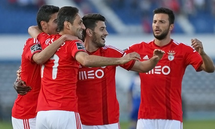 ICC Soccer Match presented by Guinness at Rentschler Field – Fiorentina vs. S.L. Benfica on July 24 (Up to 58% Off)