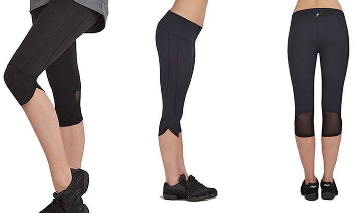 Capezio Women's Athletic Capri Pants | Groupon