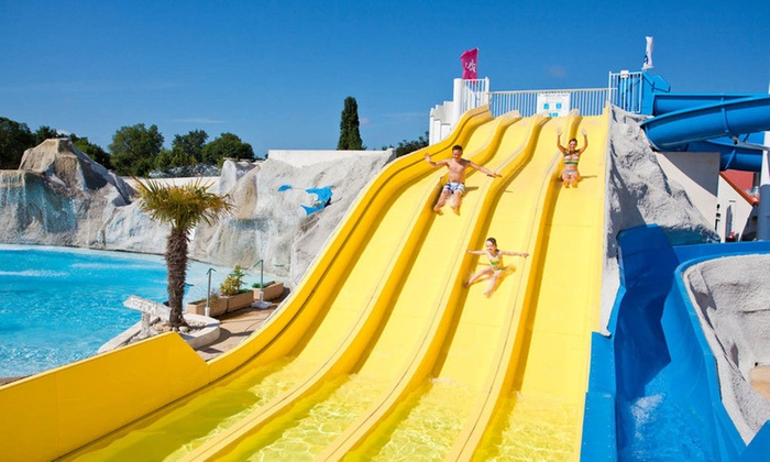 Immobilhome groupon for Village vacances gironde avec piscine