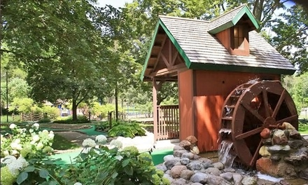 $12 for $24 for One Round of Mini Golf for Four People at Geneva Park District