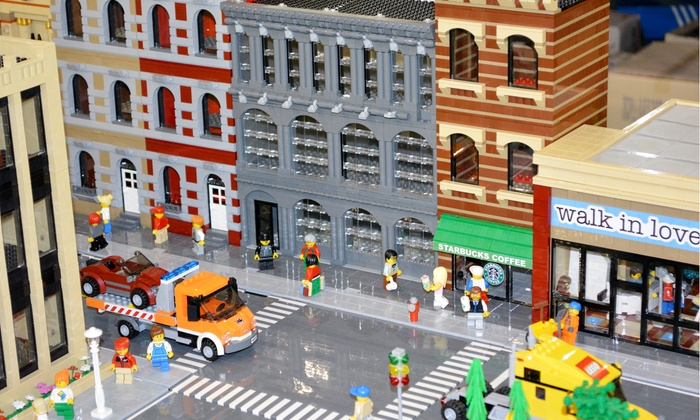 Brick Fest Live LEGO Fan Festival - Meadowlands Expo Center: Brick Fest Live LEGO Fan Festival at Meadowlands Expo Center on July 11-13 (36% Off)