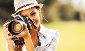 DSLR Learning: One-Day DSLR Course: 23 April–9 September at a Choice of Three Locations (52% Off)