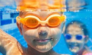 KISO Swim School: Four Weeks of Swim Lessons from KISO Swim School (44% Off)