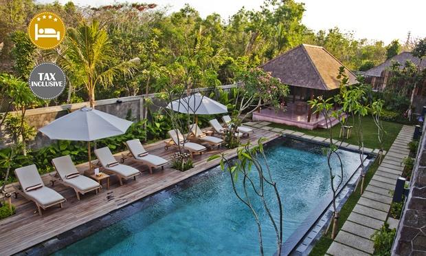Bali: 4* Stay in Jimbaran's Hills 0