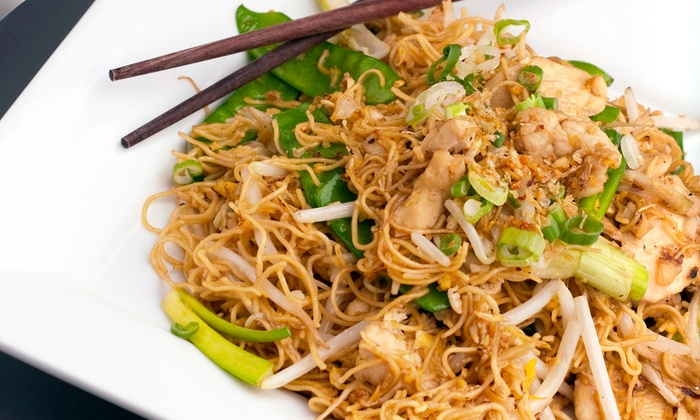 Orchid Garden - Westover: $10 for Thai Lunch Buffet for Two at Orchid Garden ($19.90 Value)