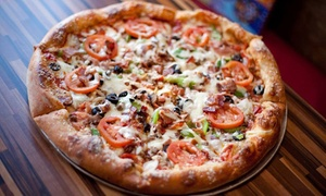 Mellow Mushroom - Anniston/Oxford: $15 for $25 Worth of Pizza and American Food at Mellow Mushroom
