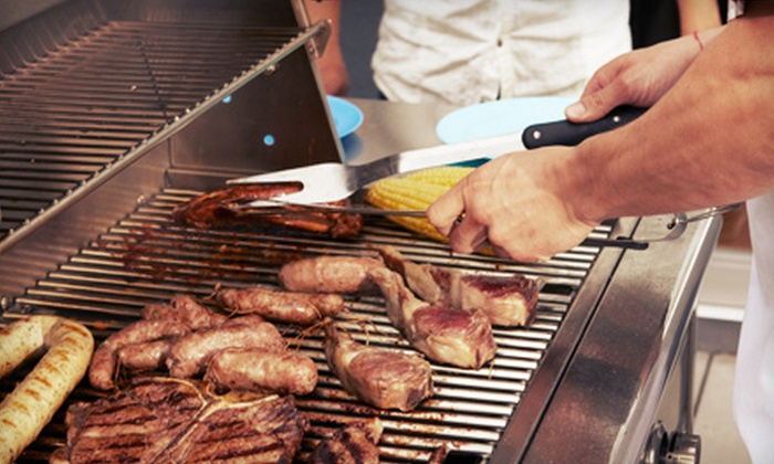 """2nd Annual Minnesota Monthly GrillFest - Downtown West: Two Saturday or Sunday Tickets to 2nd Annual """"Minnesota Monthly"""" GrillFest (57% Off)"""