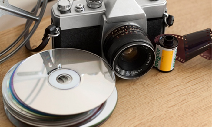 A Video Memories - Roselle: Digital Film, Video, and Slide Transfers to DVD at A Video Memories (Up to 60% Off). Two Options Available.