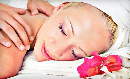 Body Wrap with Massage (a $75 value) - Heavenly Hands Massage Therapy in Spartanburg