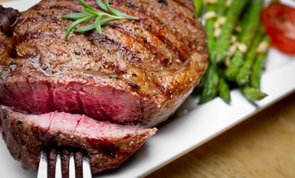 $11 for $20 Worth of Steakhouse Fare at Brazos Cattle Company