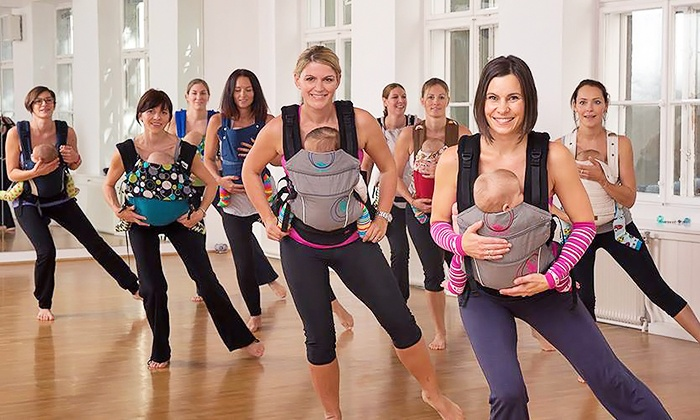 Kangatraining - Central City: 5, 10, or 20 Mommy and Baby Fitness Classes at Kangatraining (Up to 65% Off)