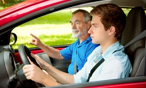 A Plus Driving School: $15 for $30 Groupon — A Plus Driving School