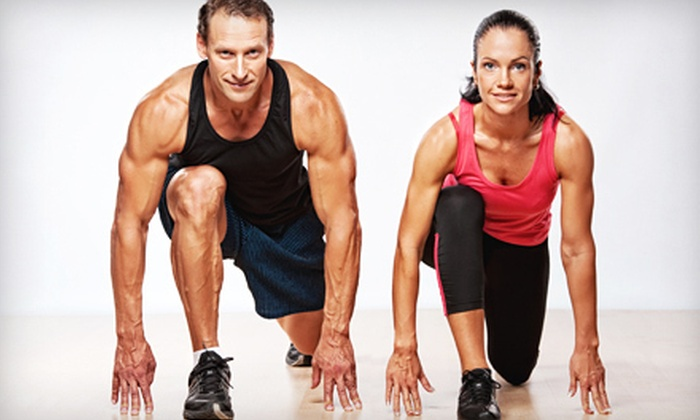 Centrex Sports Club - Middletown: 10 Cross Fitness Training Zone Classes or Three Months of Unlimited Classes at Centrex Sports Club in Red Bank (Up to 77% Off)