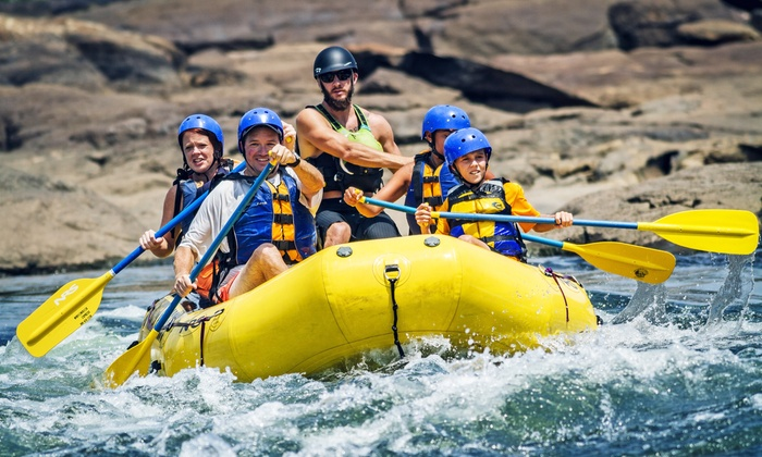 Whitewater Express - Columbus Outpost: Two- or Three-Hour Rafting Trip for One or Two from Whitewater Express (Up to 42% Off)