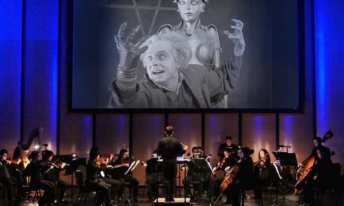 "Dallas Chamber Symphony: Metropolis - Dallas City Performance Hall: Dallas Chamber Symphony: ""Metropolis"" on October 13 at 8 p.m."