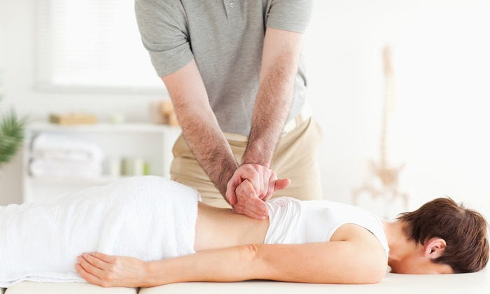 Completely Natural Chiropractic - Tuckahoe: $45 for a Chiropractic-Treatment Package with Three Adjustments at Completely Natural Chiropractic (Up to $538 Value)