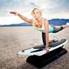 Up to 80% Off Surfboard Fitness Classes at Surfset Las Vegas