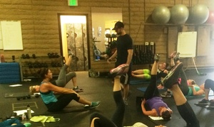 Yorba Linda Fitness: Up to 84% Off Boot Camp Pass at Yorba Linda Fitness