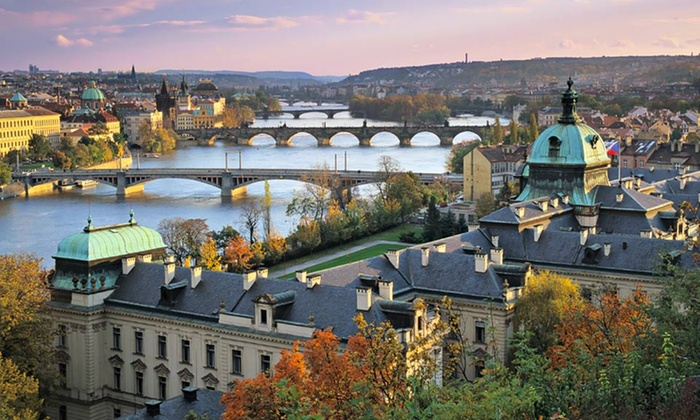 Central Europe Vacation with Airfare from go-today - Budapest, Vienna, and Prague: 10-Day Central Europe Vacation with Airfare from go-today. Price/Person Based on Double Occupancy.