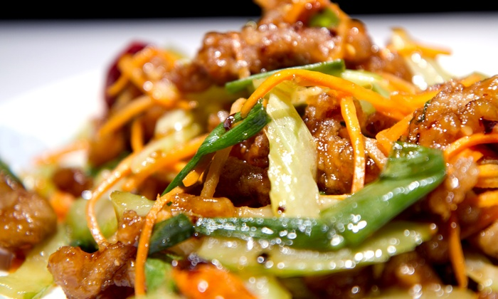 Chop Stix Cafe & Grill at Urbana - Chop Stix MD: Chinese Food for Two or Four at Chop Stix Cafe & Grill at Urbana (Up to 50% Off)