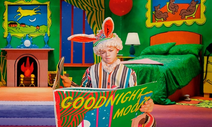 """Goodnight Moon and The Runaway Bunny - Detroit Music Hall: """"Goodnight Moon"""" and """"The Runaway Bunny"""" on January 3 at 4 p.m."""