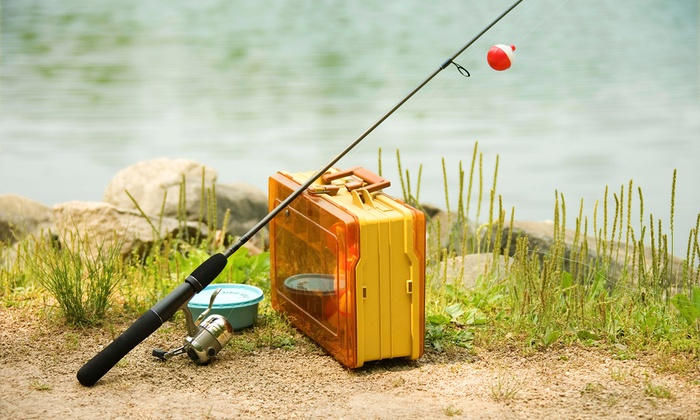Playin Hooky With Forest Fishing Guide - Portland: $95 for 8-Hour Columbia River Fishing Trip from Playin Hooky With Forest Fishing Guide ($180 Value)