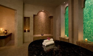 Mizan Spa at 5* Hilton Capital Grand Hotel: Up to 90 Minutes Treatment with Pool, Spa Facility Access at Mizan Spa at 5* Hilton Capital Grand Hotel (Up to 62% Off)