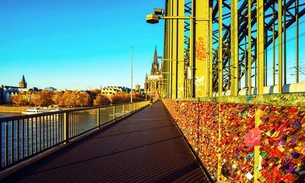 Köln: 2 bis 4 Tage für Zwei inkl. Frühstück/Brunchissimo und Welcome Surprise im Hotel Garni Geisler