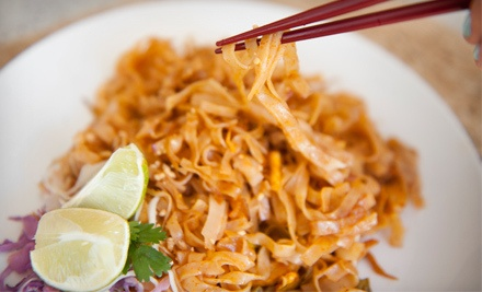 Sawasdee thai cuisine norfolk in norfolk va groupon for 4912 thai cuisine