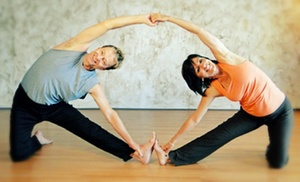 The Yoga Fusion: 10 or 15 Classes at The Yoga Fusion (81% Off)
