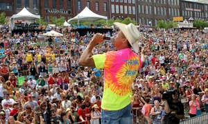 Country Music Legend Neal McCoy: Neal McCoy on Friday, September 18, at 7 p.m.