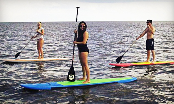 SSI SUP - St. Simons: $85 for a St. Simons Island Paddleboarding Tour for Two from SSI SUP ($170 Value)
