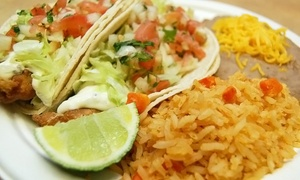 Muchas Gracias Mexican Food: $18 for Three Groupons, Each Good for $10 Worth of Food at Muchas Gracias Mexican Food - McMinnville & Newberg ($30 Total Value)